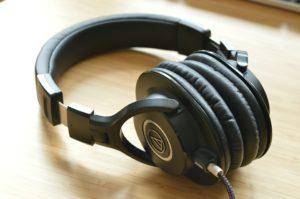 wygłuszające słuchawki dla perkusisty